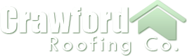 Logo, Crawford Roofing Co. - Roofing Company